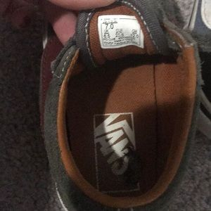 Vans Shoes - Toddler Vans Bundle